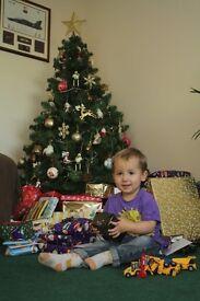 Royal Christmas Artificial 6Ft/180cm Xmas Tree - Boxed