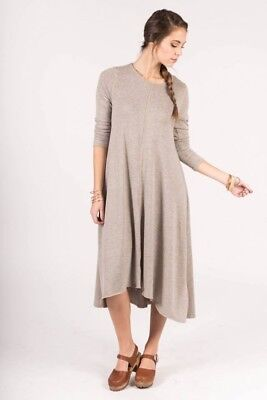 NWT!!!! Agnes and Dora SWEATER EARHART Mocha SIZE XS/S