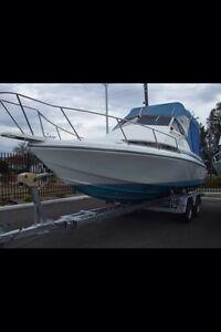 Thomson craft sports cruiser Baynton Roebourne Area Preview