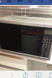 Sharp Electric Top Oven and Microwave