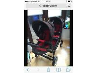 Obaby Zoom Double pushchair