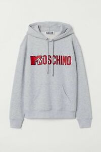 TV Moschino hoodie size xs and pant size s