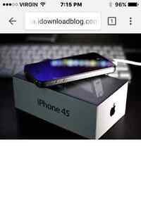 iPhone 4 s 16 gig