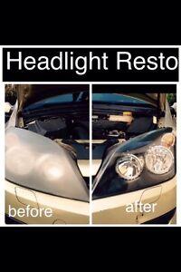 Headlight Restoration (cheaper than new!!) Regents Park Auburn Area Preview