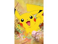 Wanting all Yugioh and pokemon cards!