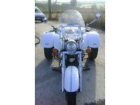 Yamaha Dragstar Trike
