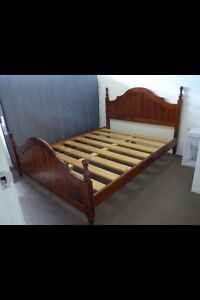 Bali Style Wood Queen Bedroom Suite (mattress not included) Bassendean Bassendean Area Preview