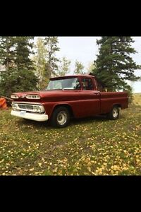 For Sale 1961 Chev Apache 10