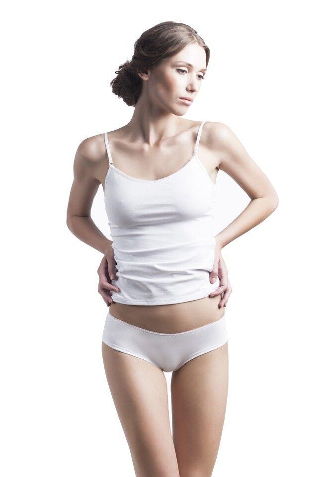 4er-Pack Damen Unterwäsche Unterhosen Brasiliana Bikini Slips Mini Pants Dessous