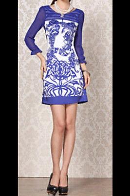 Kleid asiatisch Qipao, Original aus China, hochwertig, seidig, Größe S (XS), NEU gebraucht kaufen  Mannheim