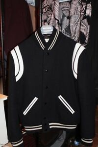 Saint Laurent Teddy Jacket - Large