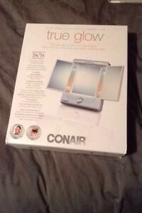 Conair true glow mirror