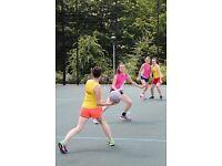 Versatility Netball - Indoor League