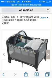 Graco Go and Play Pen