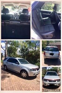 2007 Ford Territory TX Automatic SUV