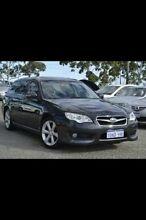 Subaru Liberty 2007 Wagon manual Gunmetal Grey Elwood Port Phillip Preview