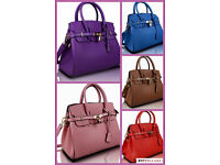 Handbags, purses, suitcases and more
