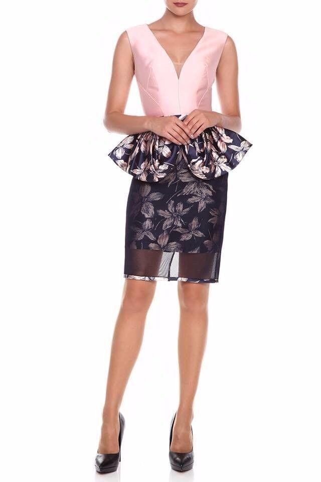 Designer Occasion / Wedding guest dress - Italian designer Isabel Garceia
