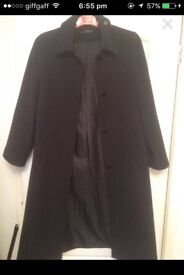 Cashmere Italian Blend Ladies Coat