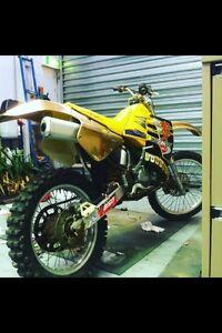 Gold 1995 rmx 250 Seaford Frankston Area Preview