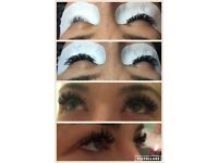 Classic & Volume Eyelash Extensions/Gel Polish
