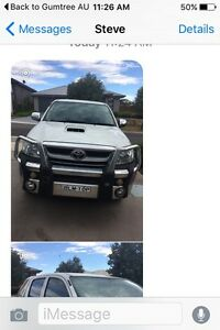 Toyota HILUX Googong Queanbeyan Area Preview