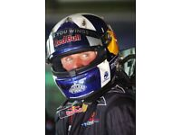 David Coulthard helmet WANTED