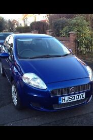 Fiat Grande Punto 2010 ONLY done 44,000 miles