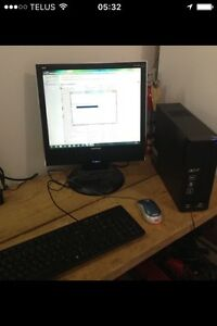 Tour complete Acer amd dual core 80$