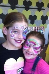 $150 2hrs face painting (non negotiable ) Burwood East Whitehorse Area Preview