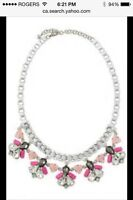 Stella and Dot Callie Necklace