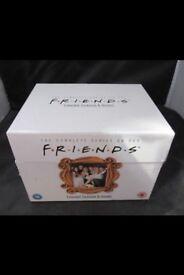Friends DVDs £5