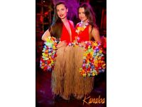 Looking for a part-time bartenders, barbacks and waitresses in Kanaloa Bar, City of London.