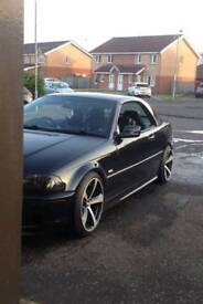 BMW e46 convertible hard top roof for sale