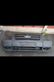 Ford transit front bumper
