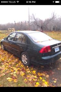 2002 Honda Civic DX For Sale or Trade !