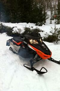 2012 Arctic Cat Snowmobile