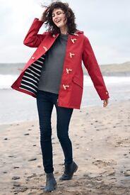 Funky raincoat - Seasalt - Brand new! Size 12
