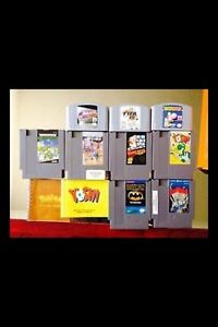 Super Nintendo, PS, PS2, N64