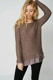 Knitted comfy Jumper