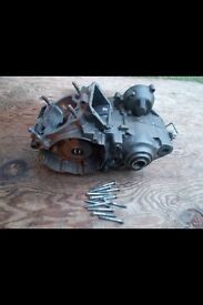 Ktm 125 sx engine , cases bottom end cr yz kx rm ktm