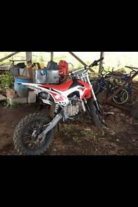 160cc dirtbike Ashmore Gold Coast City Preview