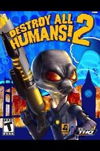 Destroy All Humans 2 | will pay cash for this game! Point Cook Wyndham Area Preview