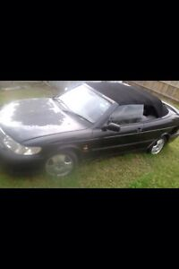 1998 Saab 9-3 Convertible Shalvey Blacktown Area Preview