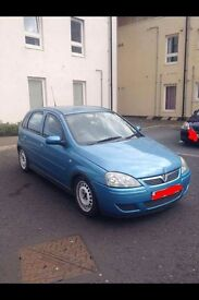 Vauxhall Corsa SXI 53 Plate 1.2 Design 115k Miles 11 Months MOT The car is lowered on 50mm springs