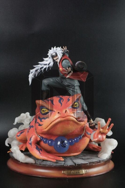 Model Palace - Jiraiya Naruto Resin Statue (USA)
