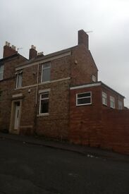 Two bedroom semi-detached house in gateshead