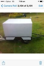 Trailer air tight 8x6 Gympie Gympie Area Preview