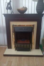 Free standing electric fireplace £70 ono