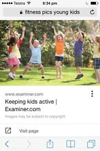 Personal Training for under 12s Windsor Gardens Port Adelaide Area Preview